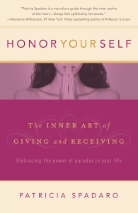 Patricia Spadaro, Lisa Kamen, Harvesting Happiness Talk Radio, Honor Yourself: The Inner Art of Giving And Receiving, www.HowToHonorYourself.com